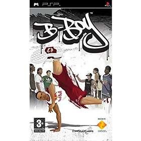 B-Boy (PS2)
