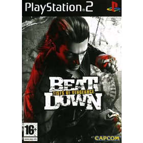 Beat Down: Fists of Vengeance (PS2)