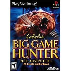Cabela's Big Game Hunter: 2005 Adventures (PS2)