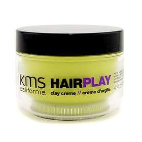 KMS California Hair Play Clay Creme 125ml