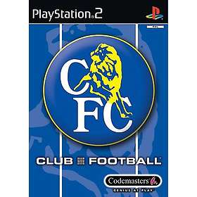 Club Football 2003/04: Chelsea (PS2)