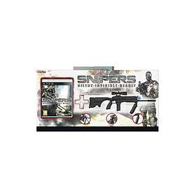 Snipers (+ Rifle Black) (PS3)