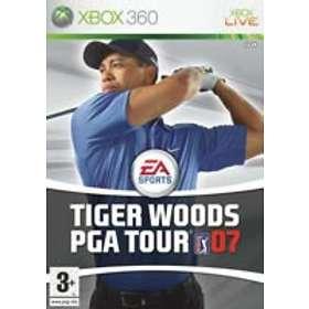 Tiger Woods PGA Tour 07 (Xbox 360)