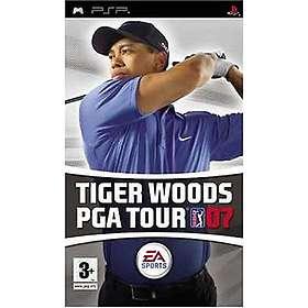 Tiger Woods PGA Tour 07 (PSP)
