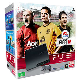 Sony PlayStation 3 Slim 320Go (+ FIFA 12)