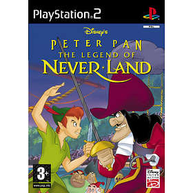 Peter Pan: The Legend of NeverLand (PS2)