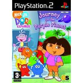 Dora the Explorer: Journey to the Purple Planet (PS2)