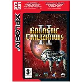 Galactic Civilizations II (PC)