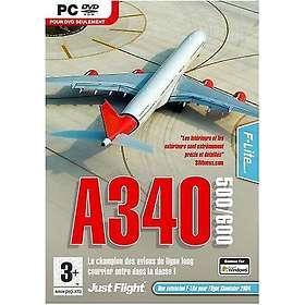 Flight Simulator 2004 Expansion: A340-500/600