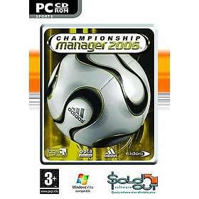 Championship Manager 2006 (PC)