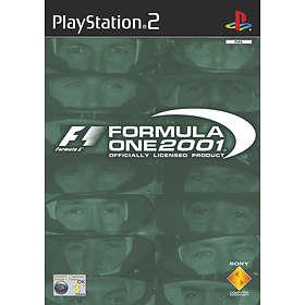 Formula One 2001 (PS2)