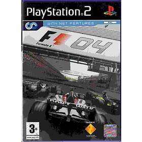Formula One 04 (PS2)
