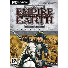 Empire Earth II: The Art of Supremacy (Expansion) (PC)
