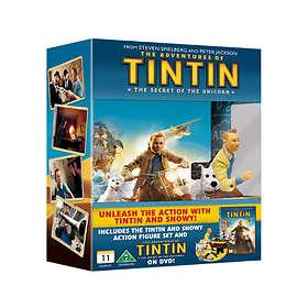 Tintins Äventyr: Enhörningens Hemlighet - Limited Edition
