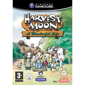 Harvest Moon: A Wounderful Life - Special Edition (PS2)