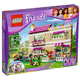 LEGO Friends 3315 Olivias Hus
