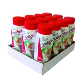 Modifast Ready To Drink 236ml 12-pack