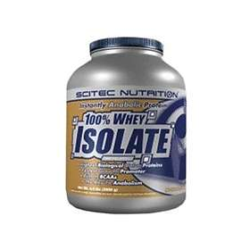 Scitec Nutrition 100% Whey Isolate 0.7kg