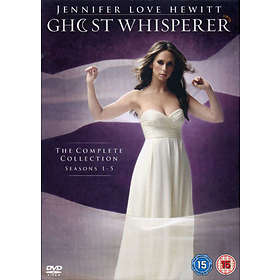 Ghost Whisperer - Sesong 1-5 (UK)