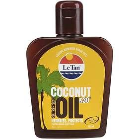 Le Tan Coconut Sunscreen Oil SPF30+ 125ml