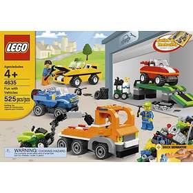 LEGO Bricks & More 4635 Fun with Vehicles