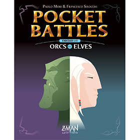 Z-Man Games Pocket Battles: Orcs vs Elves