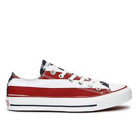 sale retailer d9183 c5694 Converse Chuck Taylor All Star Stars   Bars Ox Canvas Low (Unisex)