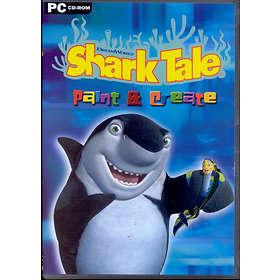 Shark Tale: Paint & Create (PC)