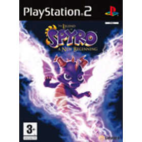 The Legend of Spyro: A New Beginning (PS2)