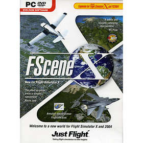 Flight Simulator 2002/2004: FScene Vol 1 (Expansion) (PC)