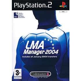 BDFL Manager 2004 (PS2)