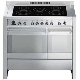 SMEG A2PYID-8 (Stainless Steel)