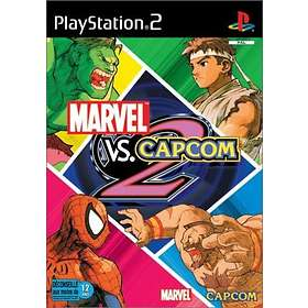 Marvel vs. Capcom 2 (PS2)