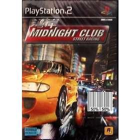 Midnight Club (USA) (PS2)