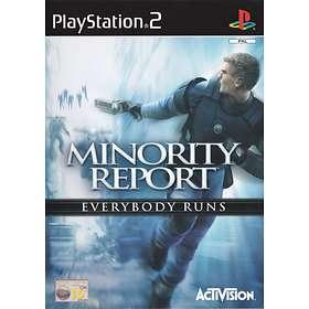 Minority Report: Everybody Runs (PS2)