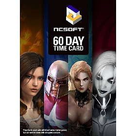 NCsoft - 60 Day Time Card