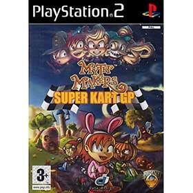 Myth Makers: Super Kart GP (PS2)