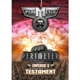 Perimeter: Emperor's Testament (PC)