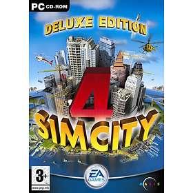 Sim City 4 - Deluxe Edition (PC)