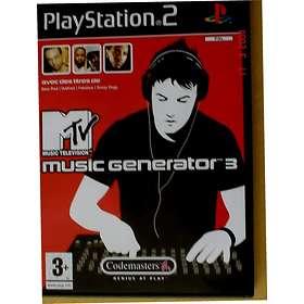 MTV Music Generator 3 (PS2)
