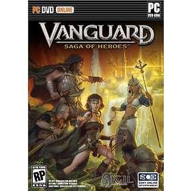 Vanguard: Saga of Heroes (PC)