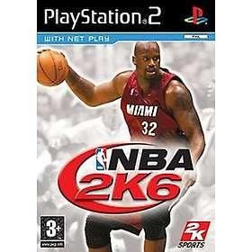 NBA 2K6 (PS2)