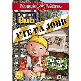 Byggare Bob: Tåg Och Trädkorgar