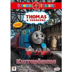 Thomas & Vännerna: Kurragömma