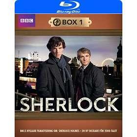 Sherlock - Säsong 1