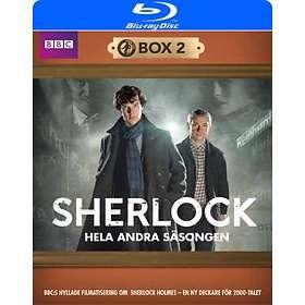 Sherlock - Säsong 2
