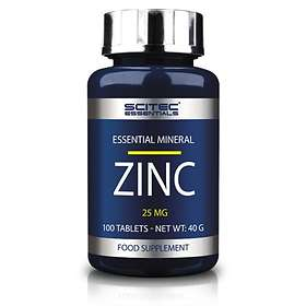 Scitec Nutrition Zinc 100 Tabletter