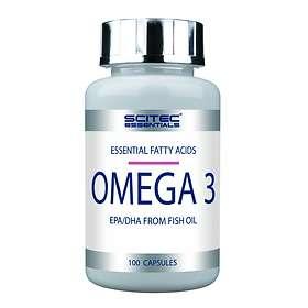 Scitec Nutrition Omega 3 100 Kapslar