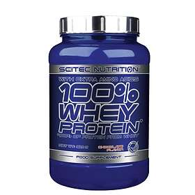 Scitec Nutrition 100% Whey Protein 0,92kg