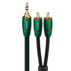 Audioquest Evergreen 3.5mm - 2RCA 5m